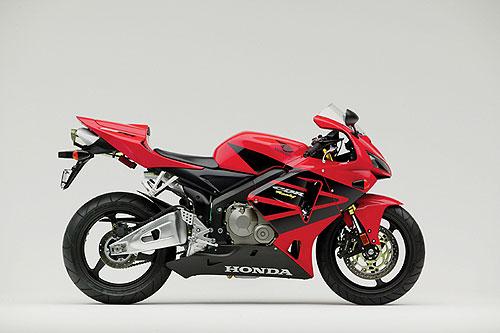 Honda 2005 Cbr 600rr